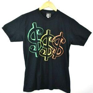 Urban Arts Research & Marketing Dollar T-Shirt